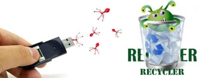 Cómo eliminar el virus Recycler