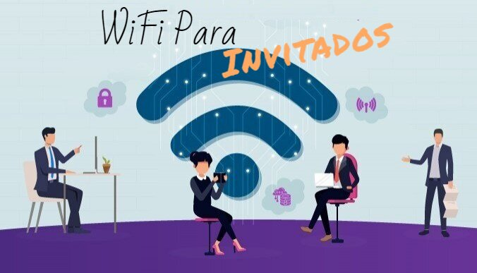 Cómo abrir conexión WiFi para invitados